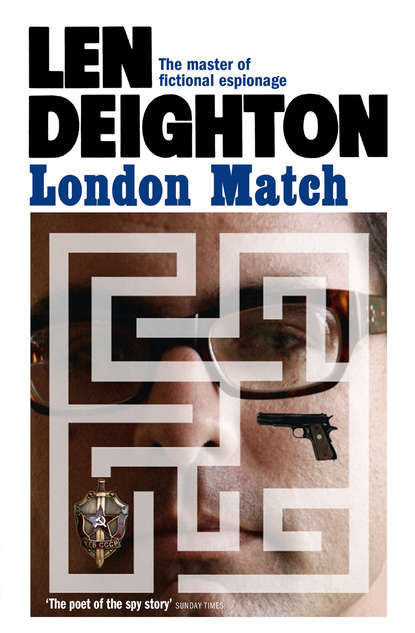Len Deighton London Match len deighton spy line