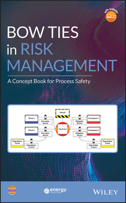 CCPS (Center for Chemical Process Safety) Bow Ties in Risk Management. A Concept Book for Process Safety ccps center for chemical process safety guidelines for chemical reactivity evaluation and application to process design