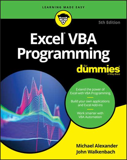 alan simpson access 2007 vba programming for dummies John Walkenbach Excel VBA Programming For Dummies