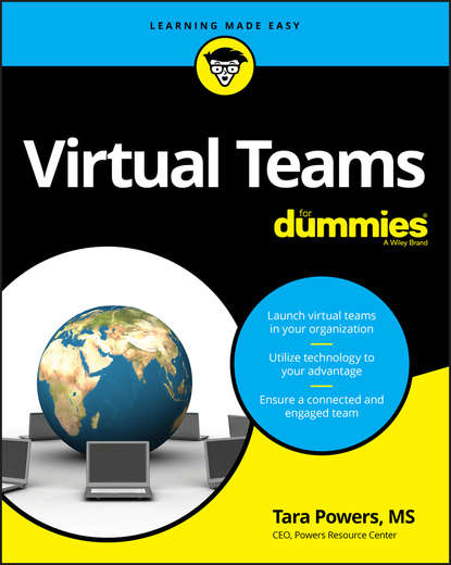 Фото - Dummies Press Virtual Teams For Dummies jan o neill handbook for smart school teams the