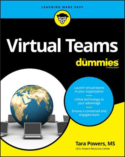 Dummies Press Virtual Teams For Dummies ben agger the virtual self