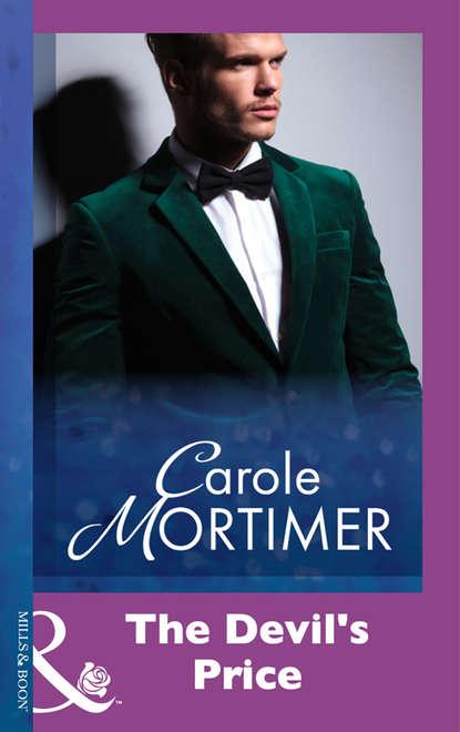 Carole Mortimer The Devils Price