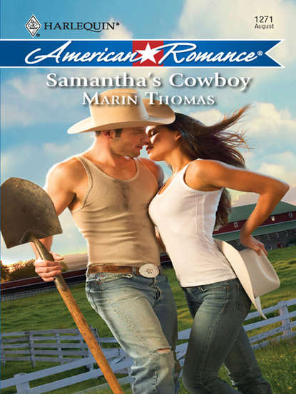 Marin Thomas Samantha's Cowboy недорого