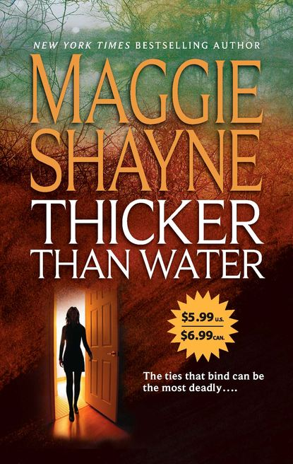 Maggie Shayne Thicker Than Water maggie shayne thicker than water