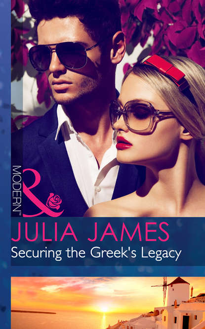 Julia James Securing the Greek's Legacy lyn stone the captain and the wallflower