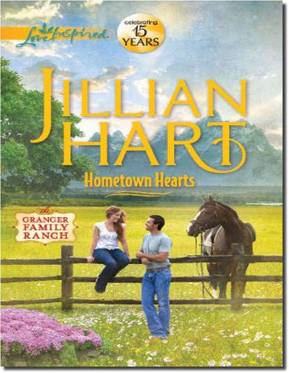 Jillian Hart Hometown Hearts брюки cheyenne