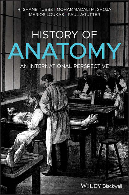 Marios Loukas History of Anatomy. An International Perspective the anatomy of dance discourse