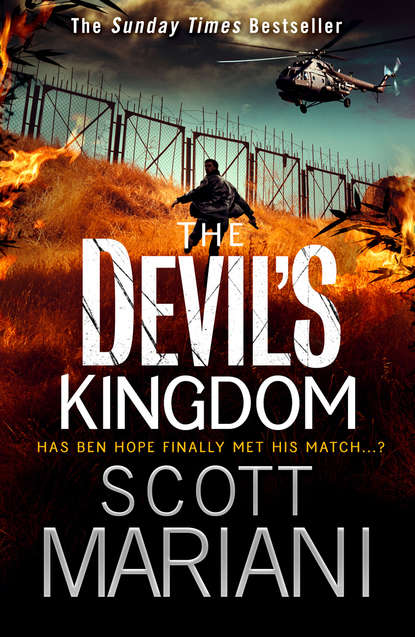 Scott Mariani The Devil's Kingdom: Part 2 of the best action adventure thriller you'll read this year! ben bsl mcgonagle journey in the kingdom