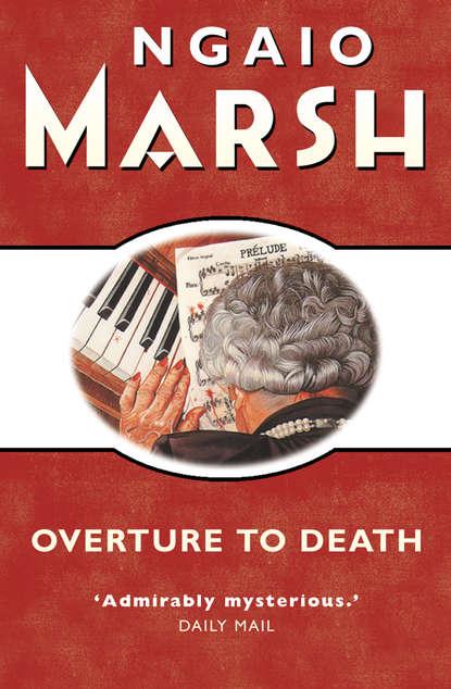 Ngaio Marsh Overture to Death недорого