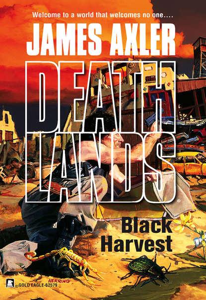 James Axler Black Harvest