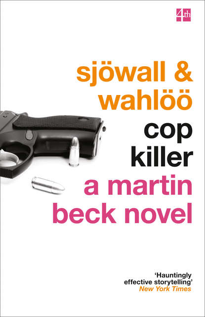 Ларс Кеплер Cop Killer maj sjowall the man on the balcony