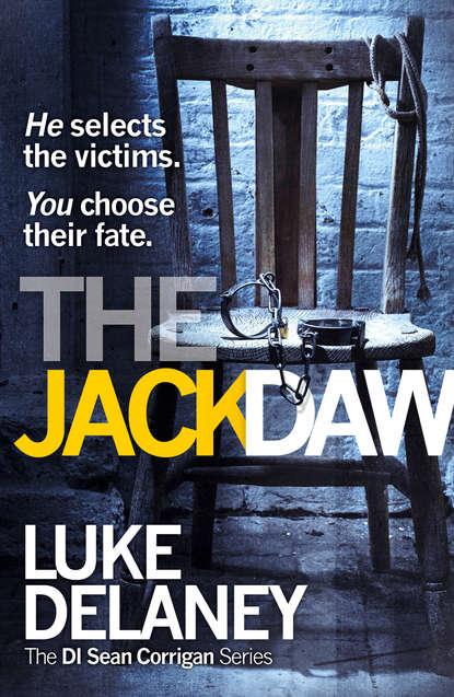Фото - Luke Delaney The Jackdaw luke delaney di sean corrigan short story collection