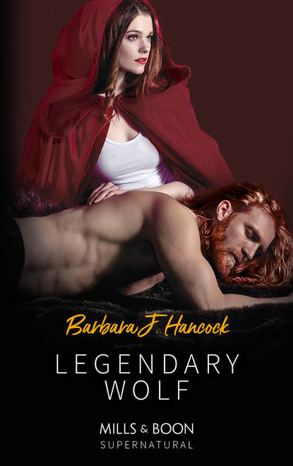 Barbara Hancock J. Legendary Wolf фото