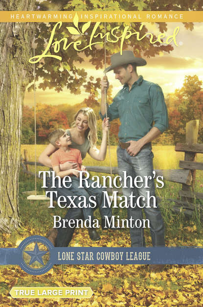 Brenda Minton The Rancher's Texas Match brenda minton trusting him