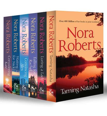 Нора Робертс The Stanislaskis: Taming Natasha недорого
