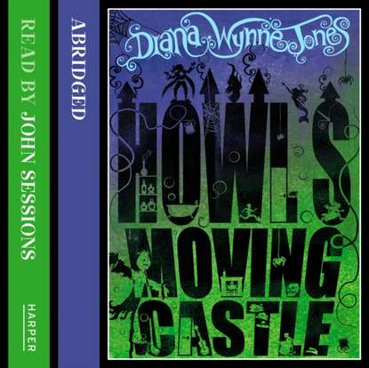 Diana Wynne Jones Howl's Moving Castle diana wynne jones witch week