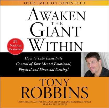 Tony Robbins Awaken the Giant Within the giant jumperee