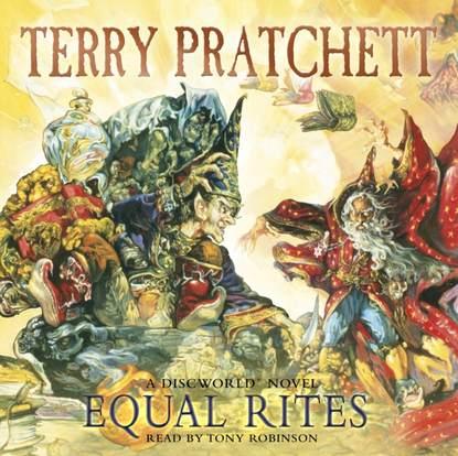 Terry Pratchett Equal Rites pratchett terry wings