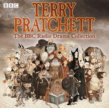 Терри Пратчетт Terry Pratchett: The BBC Radio Drama Collection недорого