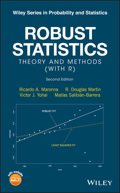 Фото - Ricardo Maronna A. Robust Statistics alvin rencher c linear models in statistics