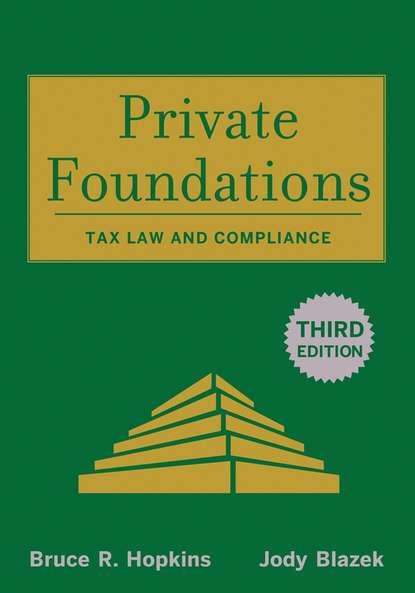 Jody Blazek Private Foundations