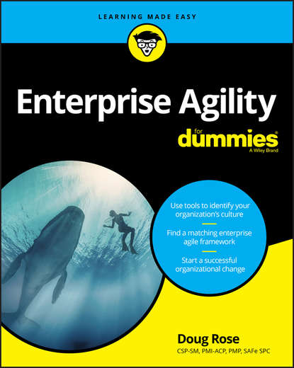 Группа авторов Enterprise Agility For Dummies anat hassner nahmias caroline perkins the agile change methodology