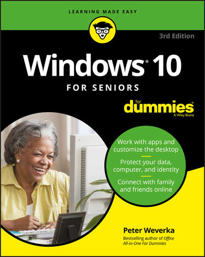 Фото - Группа авторов Windows 10 For Seniors For Dummies steve seguis windows powershell 2 for dummies