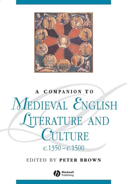 Группа авторов A Companion to Medieval English Literature and Culture c.1350 - c.1500 недорого