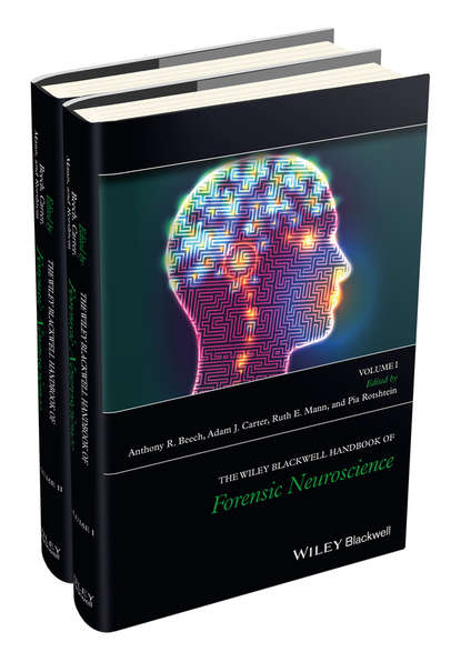 Adam Carter The Wiley Blackwell Handbook of Forensic Neuroscience недорого