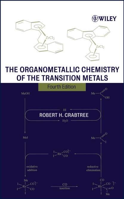 Группа авторов The Organometallic Chemistry of the Transition Metals isaac bersuker b electronic structure and properties of transition metal compounds introduction to the theory