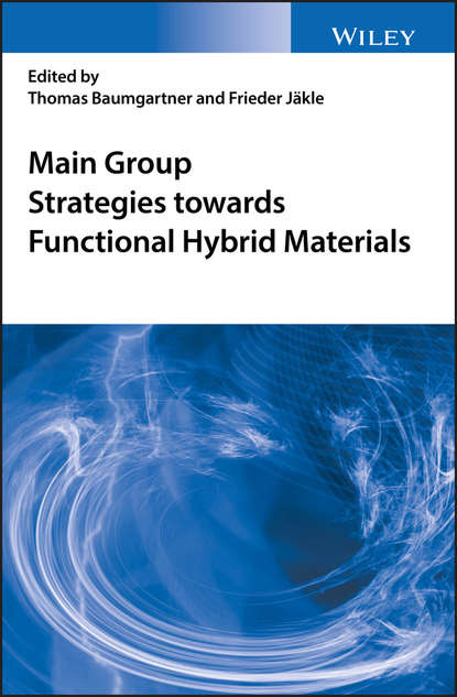 Thomas Baumgartner Main Group Strategies towards Functional Hybrid Materials mohammad jawaid synthesis and tribological applications of hybrid materials