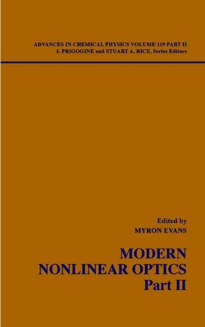 Modern Nonlinear Optics, Part 2