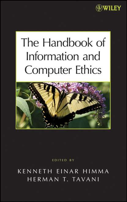 Kenneth Himma E. The Handbook of Information and Computer Ethics alebachew b enyew the legal regime on privacy and personal information protection