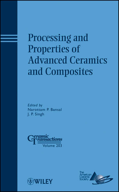 Narottam Bansal P. Processing and Properties of Advanced Ceramics and Composites utilization of biomass as reinforcement in polymer composites