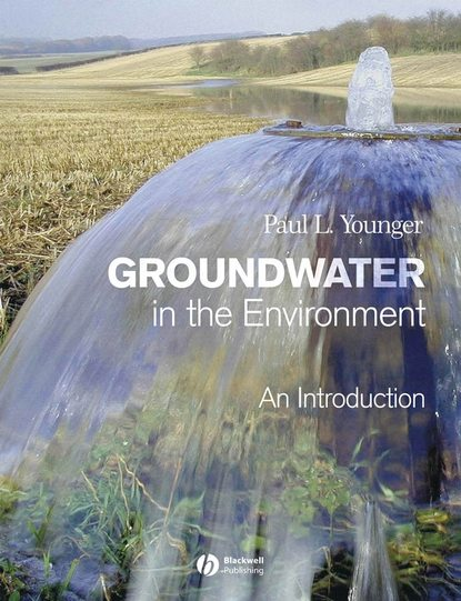Paul Younger L. Groundwater in the Environment недорого