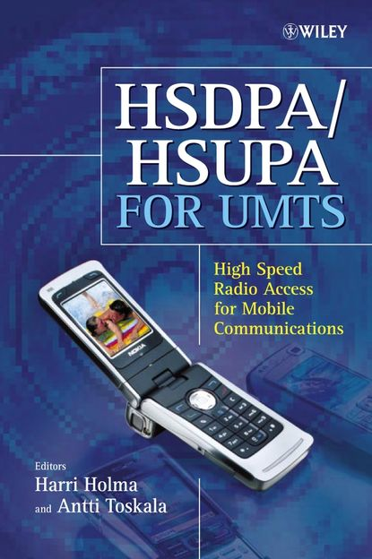 Harri Holma HSDPA/HSUPA for UMTS e2e cr8c1