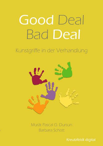 Barbara Schott Good Deal - Bad Deal bad deal свитер
