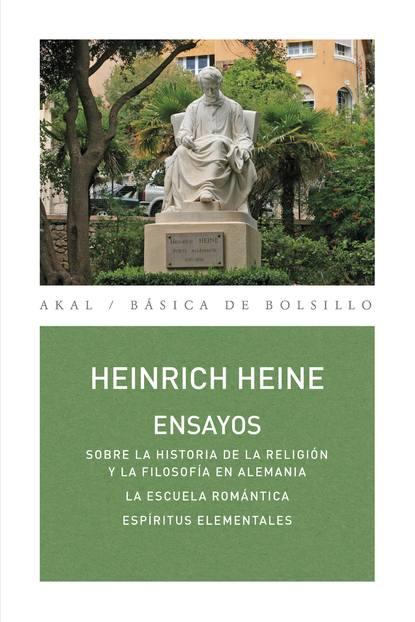 Heinrich Heine Ensayos heinrich heine heinrich heine gesammelte werke