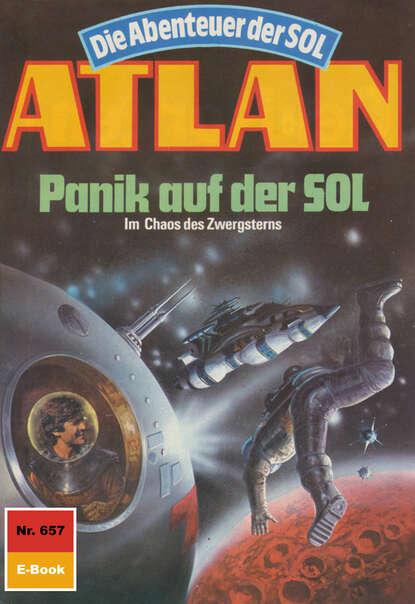 Hans Kneifel Atlan 657: Panik auf der SOL hans kneifel atlan 816 jenseits der sonnensteppe
