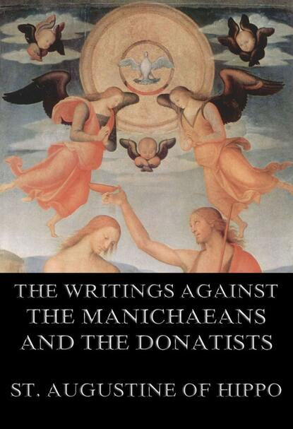 St. Augustine of Hippo St. Augustine's Writings Against The Manichaeans And Against The Donatists st augustine of hippo saint augustine s anti pelagian writings