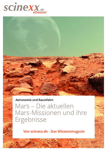 Nadja Podbregar Mars - das Update недорого