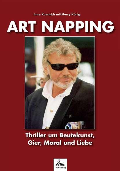 Imre Kusztrich Art Napping недорого
