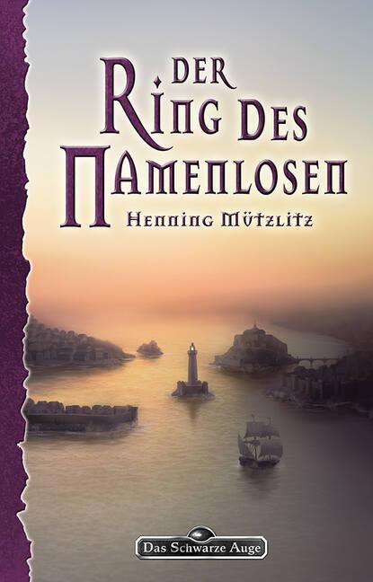 Henning Mutzlitz DSA 151: Der Ring des Namenlosen wagner james levine der ring des nibelungen 8 dvd