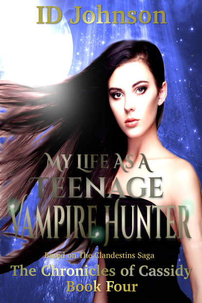 купить ID Johnson My Life As a Teenage Vampire Hunter в интернет-магазине