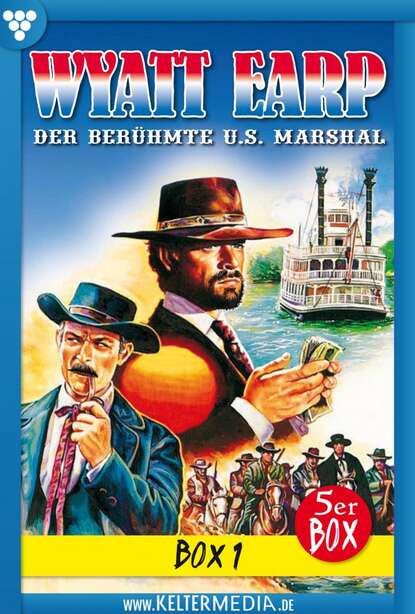 william mark d wyatt earp 150 – western William Mark D. Wyatt Earp Box 1 – Western