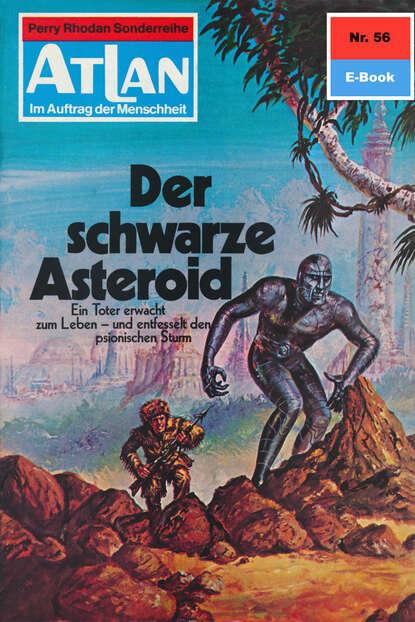 H.G. Ewers Atlan 56: Der schwarze Asteroid h g ewers atlan 87 der lemurische kriegskalender