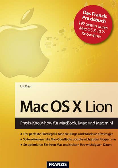 Uli Ries Mac OS X Lion uli ries mac os x lion