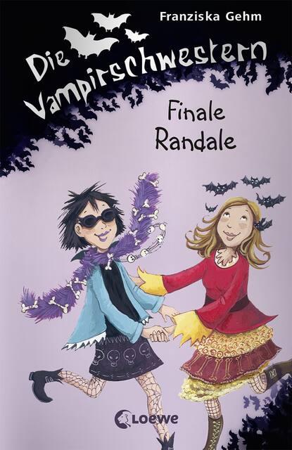 tim lahaye die ernte finale 4 Franziska Gehm Die Vampirschwestern – Finale Randale