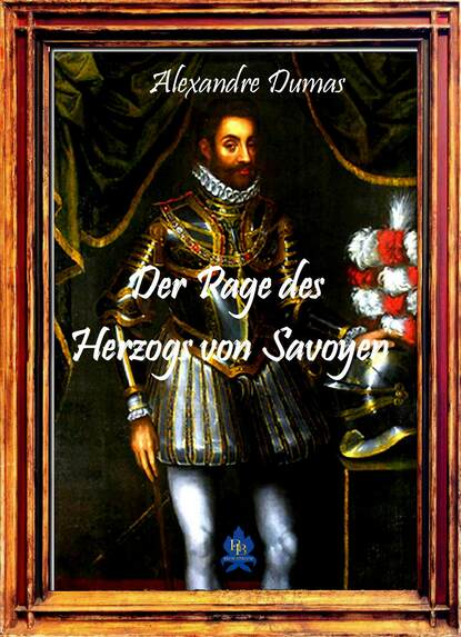 Александр Дюма Der Page des Herzogs von Savoyen 00 zip page 1