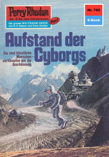 H.G. Ewers Perry Rhodan 762: Aufstand der Cyborgs alexander fürst der aufstand der drachenreiter saphir